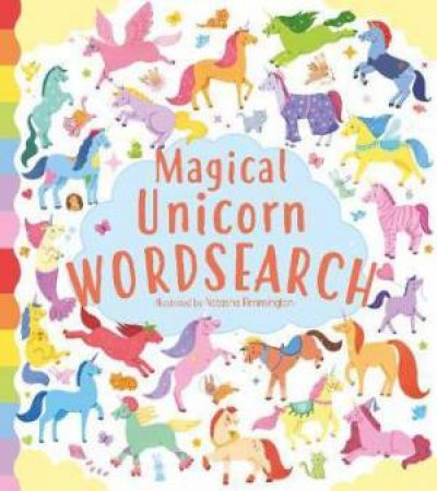Magical Unicorn Wordsearch