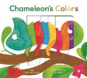Chameleon's Colours by Harriet Evans & Jo Rooks
