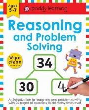 Reasoning And Problem Solving Wipe Clean Workbook