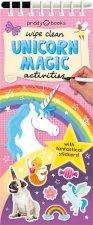 Wipe Clean Unicorn Magic Activities