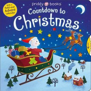 Countdown To Christmas by Roger Priddy