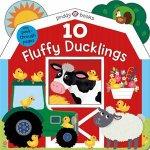10 Fluffy Ducklings