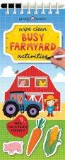 Wipe Clean Busy Barnyard Activities
