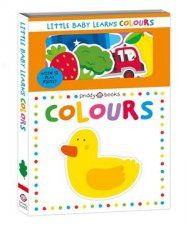 Little Baby Learns Colours
