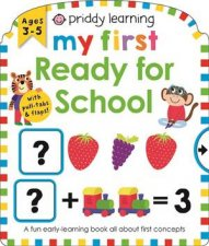 My First Ready For School