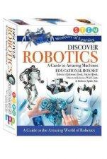 Wonders Of Learning Robots Educational Box Set
