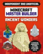 Minecraft Master Builder  Ancient Wonders