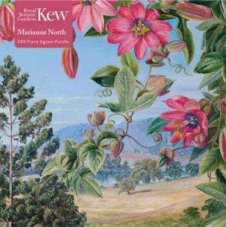 Jigsaw: Marianne North, View In The Brisbane Botanic Garden (500-Piece) by Various