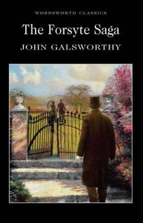 Forsyte Saga by GALSWORTHY JOHN