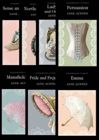 The Complete Novels Of Jane Austen Collection: Boxed Set