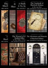 Complete Illustrated Sherlock Holmes Collection Boxed Set