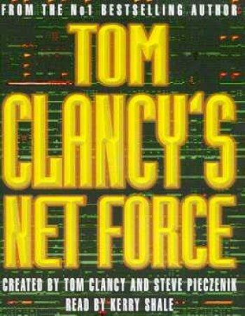Net Force - Cassette by Tom Clancy & Steve Pieczenik