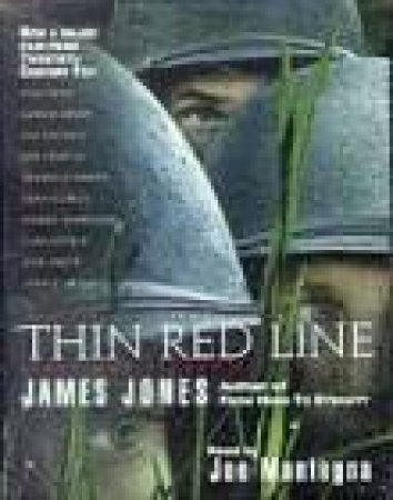 The Thin Red Line - Cassette by James Jones