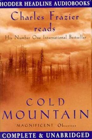 Cold Mountain - Cassette by Charles Frazier