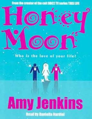 Honeymoon - Cassette by Amy Jenkins