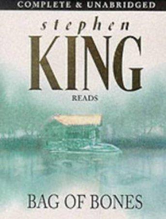 Bag Of Bones Cassette - Cassette by Stephen King
