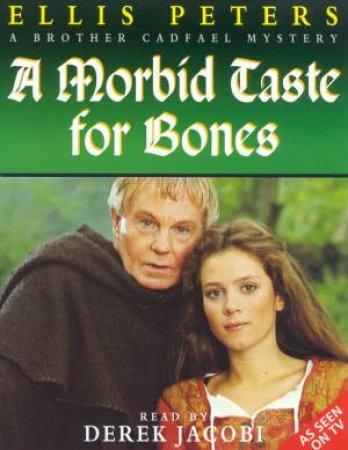 A Morbid Taste For Bones - Cassette by Ellis Peters