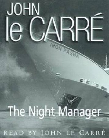 The Night Manager - Cassette by John le Carre