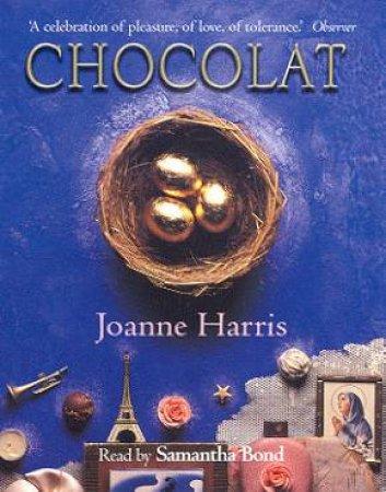 Chocolat - Cassette by Joanne Harris