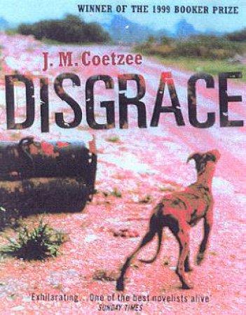 Disgrace - Cassette by J M Coetzee