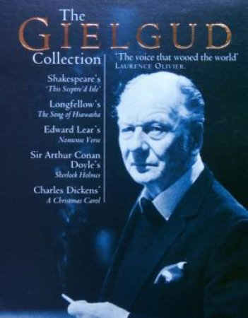 The Gielgud Collection - Cassette by John Gielgud