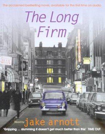The Long Firm - Cassette by Jake Arnott