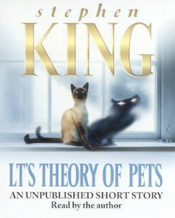 LT's Theory Of Pets - Cassette by Stephen King
