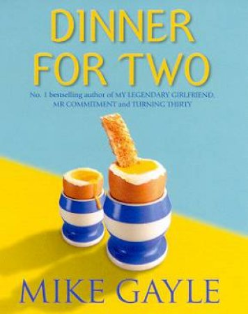 Dinner For Two - CD by Mike Gayle