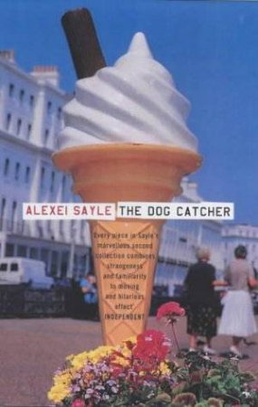 The Dog Catcher - CD by Alexei Sayle