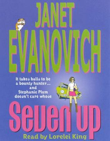 Seven Up (Cassette) by Janet Evanovich
