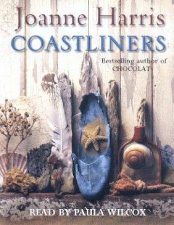 Coastliners - Cassette by Joanne Harris