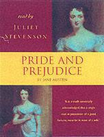 Hodder Audio Classics: Pride And Prejudice - Cassette by Jane Austen