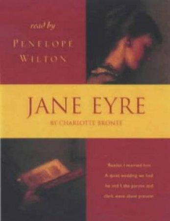 Hodder Audio Classics: Jane Eyre - Cassette by Charlotte Bronte