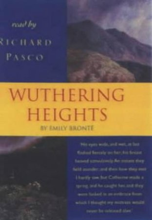 Hodder Audio Classics: Wuthering Heights - Cassette by Emily Bronte