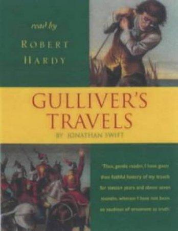 Hodder Audio Classics: Gulliver's Travels - Cassette by Jonathan Swift