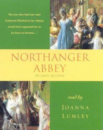 Hodder Audio Classics: Northanger Abbey - Cassette by Jane Austen