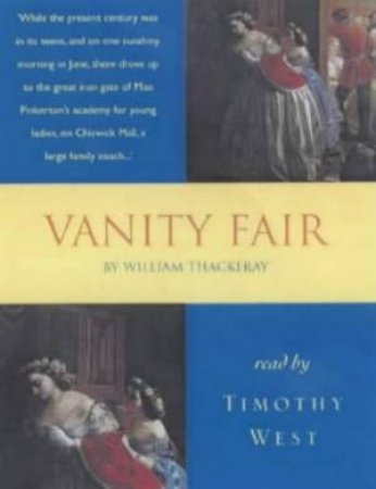 Hodder Audio Classics: Vanity Fair - CD by William Thackeray