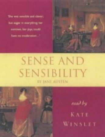 Hodder Audio Classics: Sense And Sensibility - Tape by Jane Austen