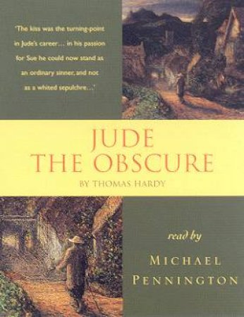 Hodder Audio Classics: Jude The Obscure - Cassette by Thomas Hardy