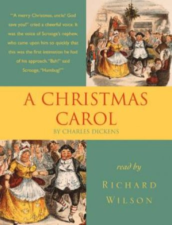 Hodder Audio Classics: A Christmas Carol - Cassette by Charles Dickens