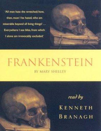 Hodder Audio Classics: Frankenstein - Cassette by Mary Shelley