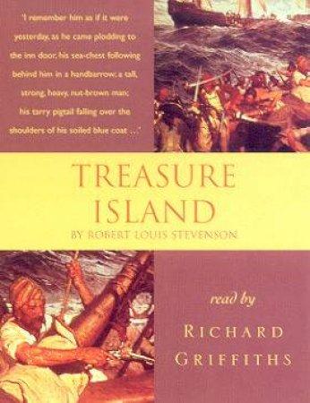 Hodder Audio Classics: Treasure Island - Cassette by Robert Louis Stevenson
