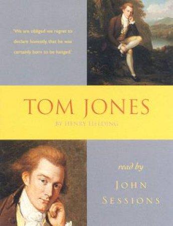 Hodder Audio Classics: Tom Jones - Cassette by Henry Fielding