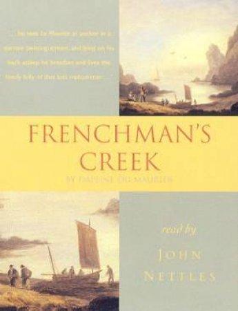 Frenchman's Creek - Cassette by Daphne Du Maurier