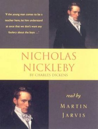 Nicholas Nickleby - Cassette by Charles Dickens