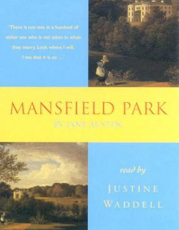 Mansfield Park - Cassette by Jane Austen