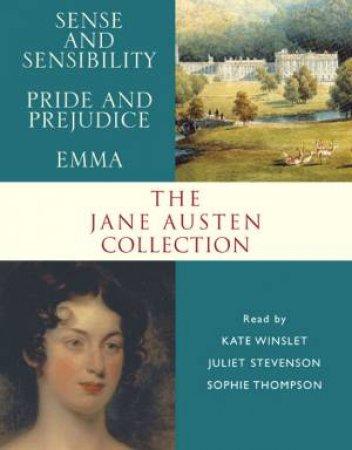 The Jane Austen Collection - Cassette by Jane Austen