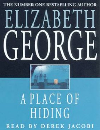 A Place Of Hiding - CD by Elizabeth George
