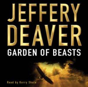 Garden Of Beasts - CD by Jeffery Deaver