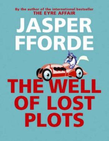 The Well Of Lost Plots - Cassette by Jasper Fforde